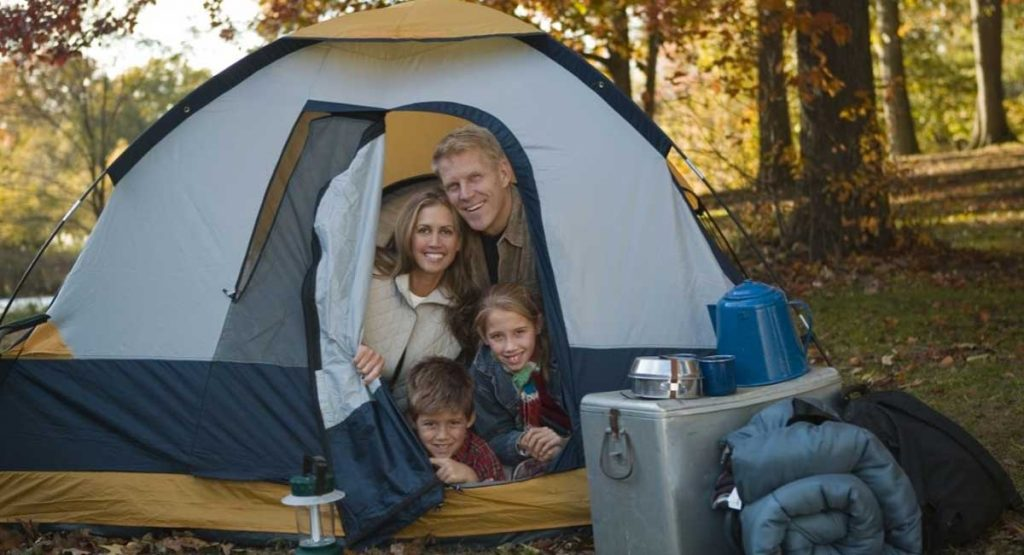 The Best Family Tents for Bad Weather in 2021