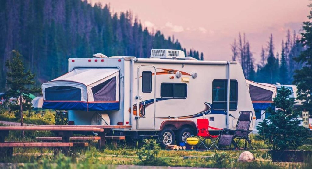 How to Build a Camping Trailer
